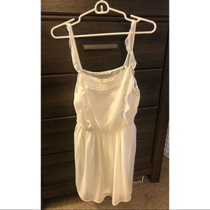 White ZARA dress (wore once)